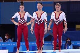 抵制體操界「性化」女性!德國體操隊發起革命穿緊身褲、沙灘手球隊拒穿比基尼遭罰