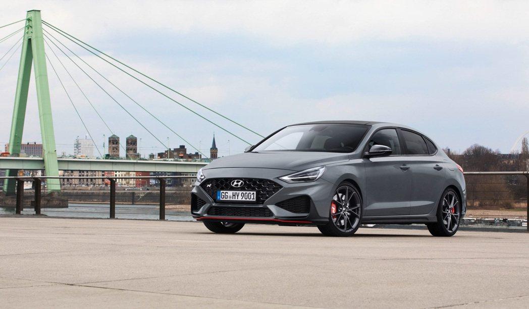 Hyundai i30 Fastback N Limited Edition。 ...