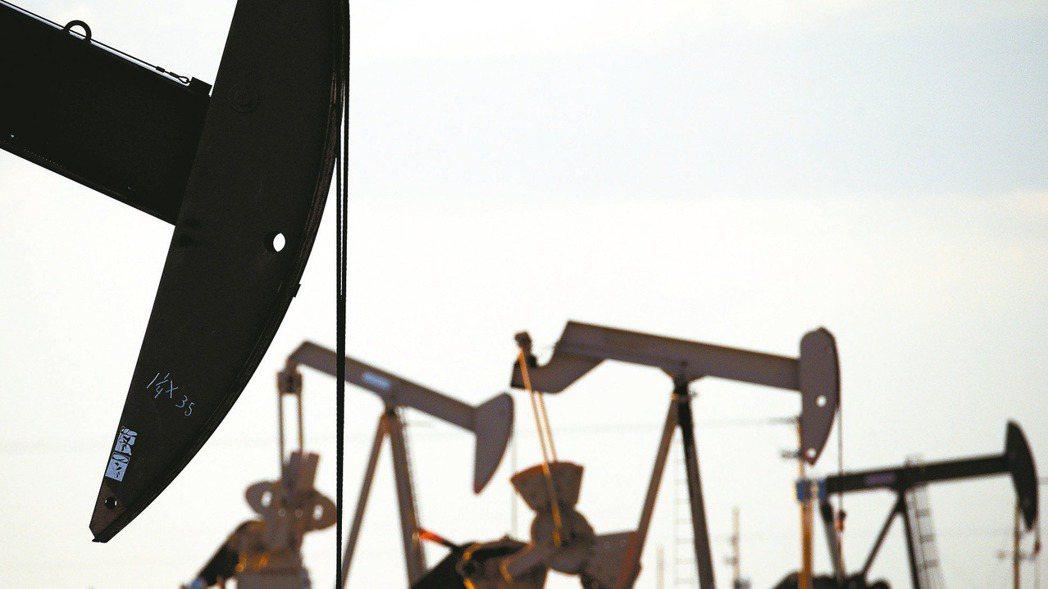 油價示意圖。圖╱美聯社