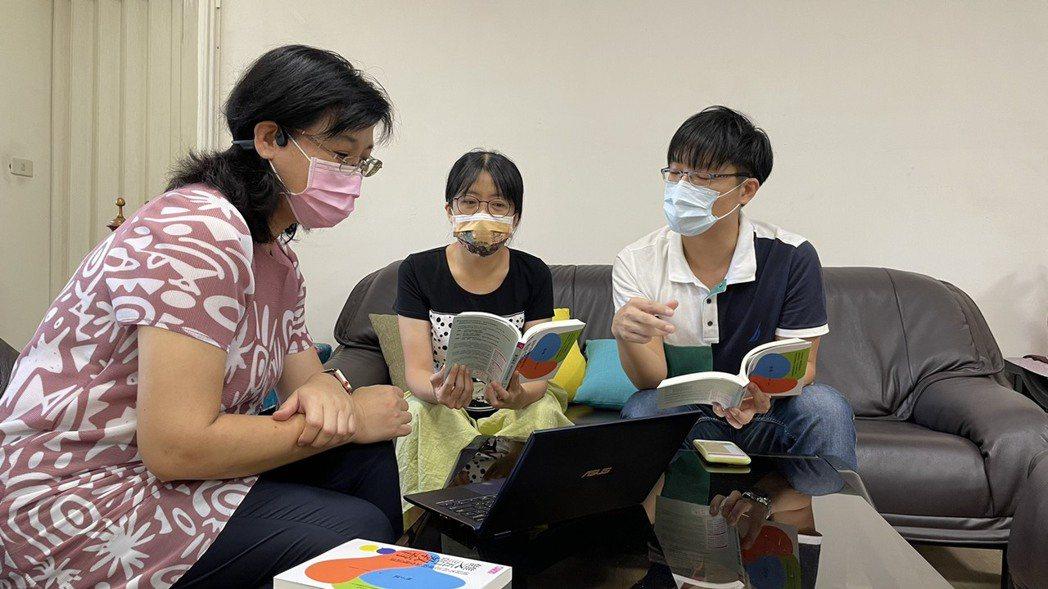 高雄女中開風氣之先,辦理高中全英語教學(EMI)工作坊。 雄女/提供