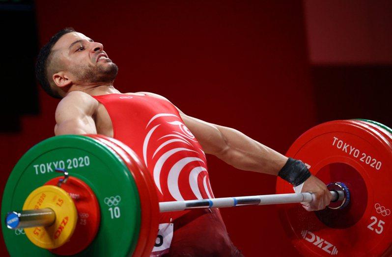 路透社報導,在這次東京奧運,禁藥檢測人員成為舉重選手開心見到的人員。 路透社