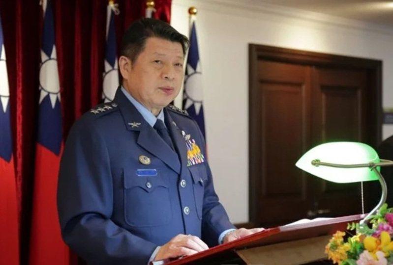 張哲平與參謀總長一職擦肩而過,7月1日調任國防大學校長。圖/軍聞社提供