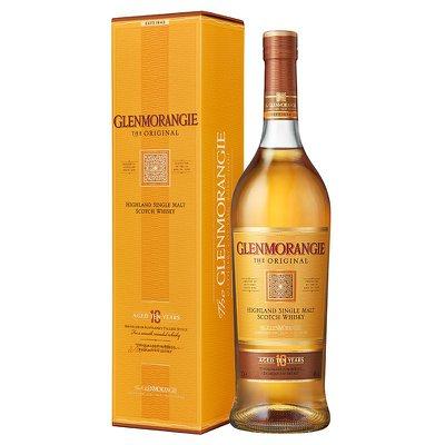 經典格蘭傑是威士忌中的波本桶風格代表。圖/酩悅軒尼詩提供。提醒您:禁止酒駕 飲酒...
