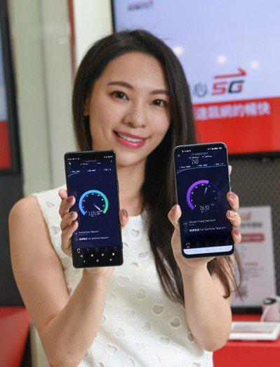 遠傳5G週年慶,全品牌同歡,手機最高折2,000元。圖/業者提供