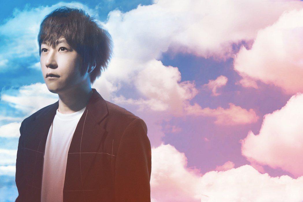 五月天阿信推出新歌「青空未來」。圖/相信音樂提供