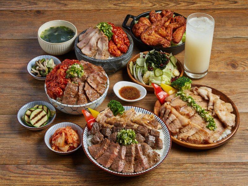 肉次方持續提供外帶85折等優惠方案至8月31日。圖/王品提供