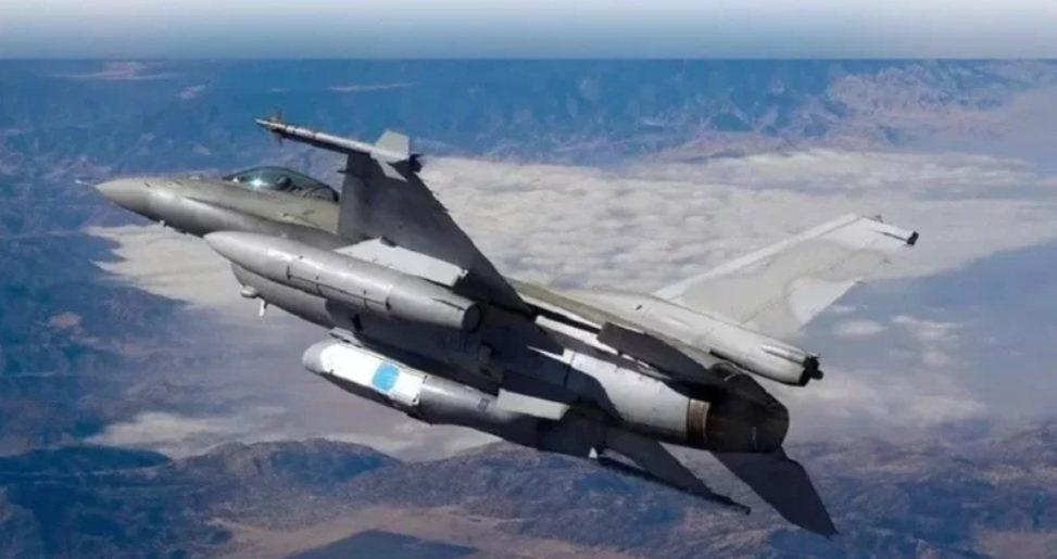美國空軍也選擇DB-110機載偵察系統,並用於多國外國軍購銷售。圖/Collin...