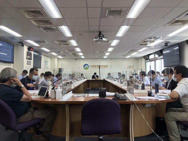 竹科寶山二期擴建今天通過環評大會。記者吳姿賢/攝影