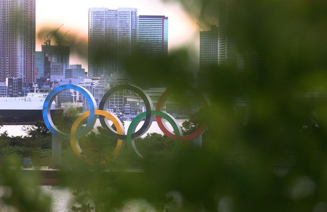 目前東京正在舉辦2020東京奧運。路透