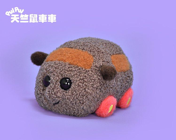 萊爾富Hi-Life VIP App推出「天竺鼠車車12吋絨毛娃娃-泰迪」,會員...
