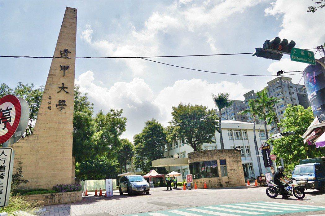 台中市西屯逢甲大學一帶是台中租屋剛需最強區域。記者宋健生/攝影