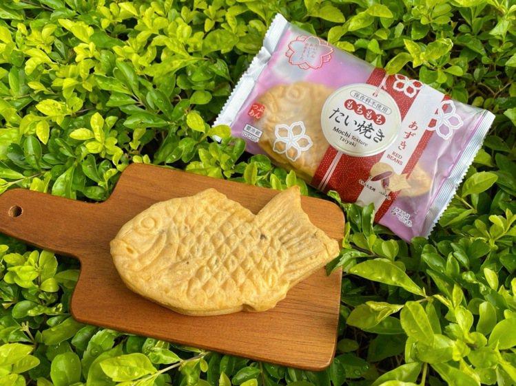 7-ELEVEN即日起在大台北地區近1,500店限定販售「日本QQ紅豆鯛魚燒」,...