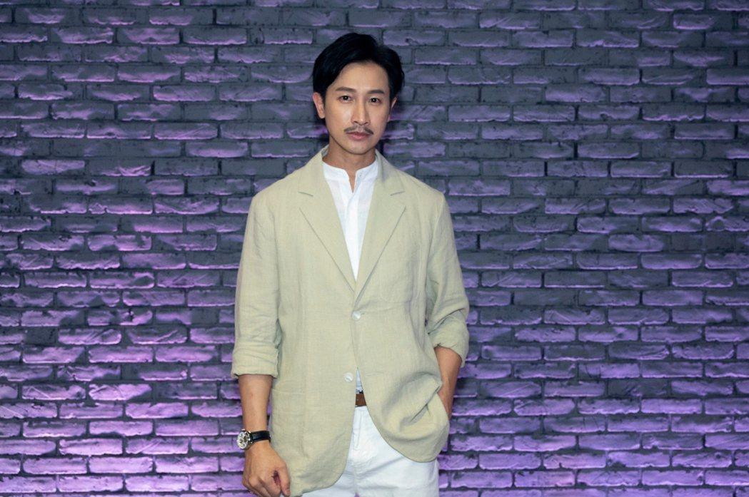 邱凱偉Darren加入「女力報到」。圖/TVBS提供