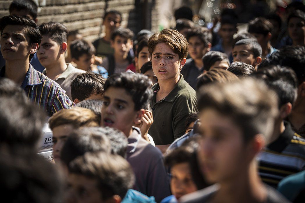 羅霍拉薩曼尼在威尼斯影展上大放異彩。圖/傳影提供