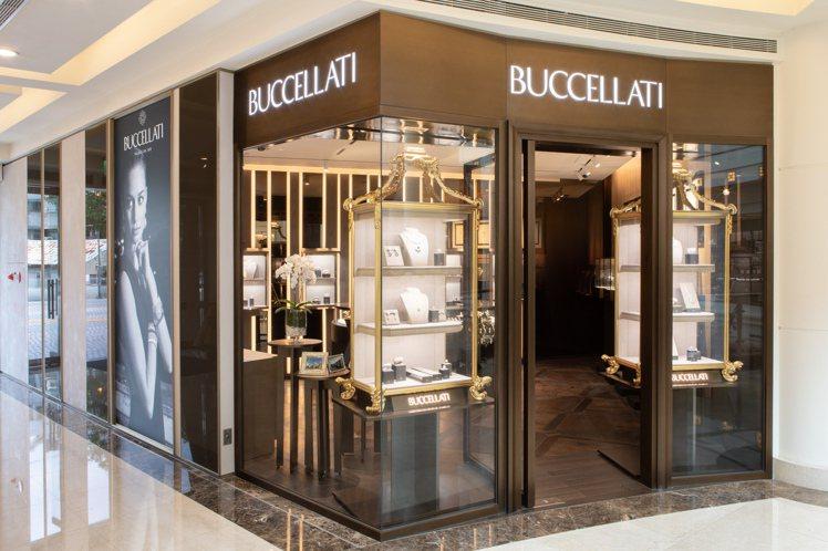 義大利高級珠寶品牌Buccellati即將在八月中旬到貨全新高級珠寶,同時這也是...