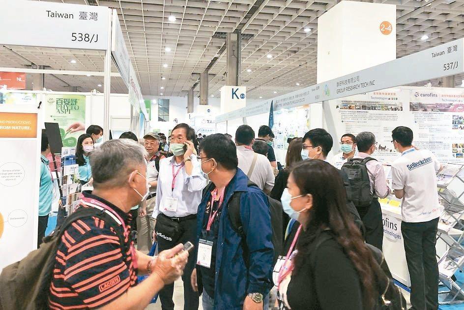 英富曼台灣分公司主辦的2020農漁畜展實體展會,吸引全球18個國家的12,454...