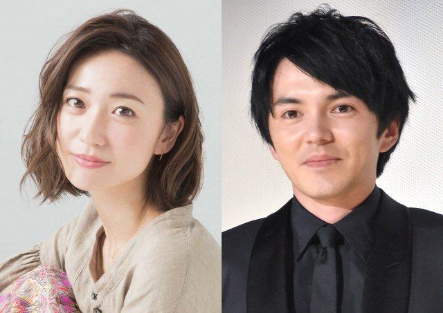林遣都與大島優子證實結婚喜訊。 圖/擷自推特