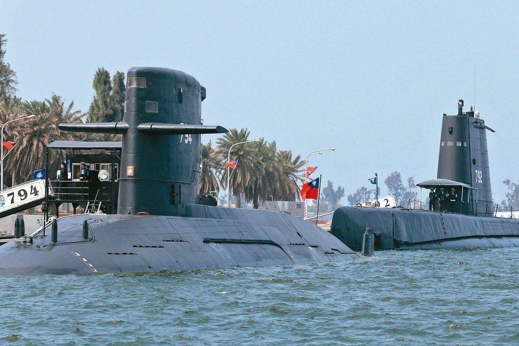 在這種發展情勢下,台灣也在殷切期盼多年的潛艦國造計畫展開後,傳出將一併發展無人水下載具的消息,名為「慧龍專案」的計畫。 圖/聯合報系資料照片