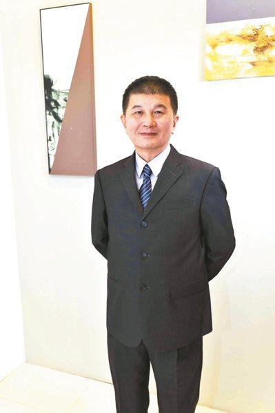 興富發建設新任董事長曹淵博。興富發建設/提供