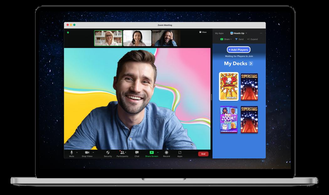 使用者透過Zoom Apps可以將自己喜愛的應用程式加入會議中,提高工作效率並保...