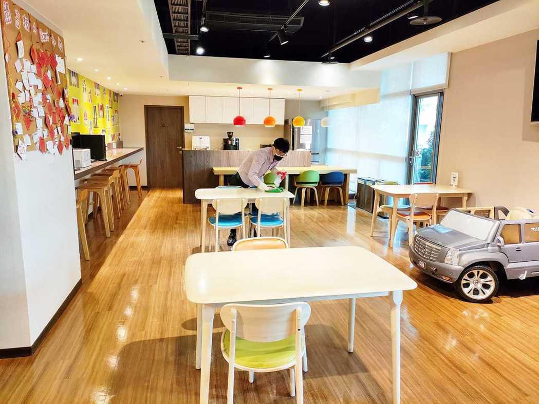 晶贊都會旅店永和館。 中租企業/提供