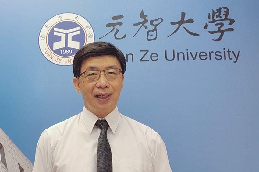 元智大學國際長陳勁甫。 元智大學/提供