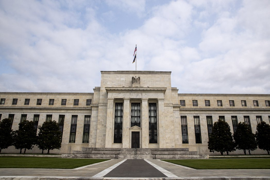 聯準會7月維持貨幣政策不變,僅微調決策聲明措辭。圖/歐新社