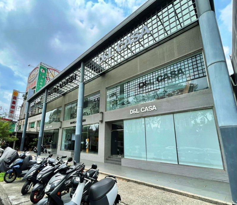 台中市公益路二段220號的2層樓透天店面,榮登該路段總價店王寶座。台灣房屋集團趨勢中心