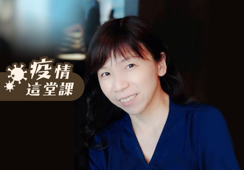 聯經出版總經理陳芝宇。圖/聯經出版提供