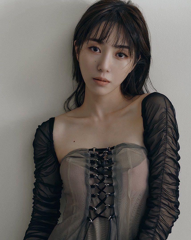 AOA前成員珉娥驚傳再度輕生。圖/摘自IG