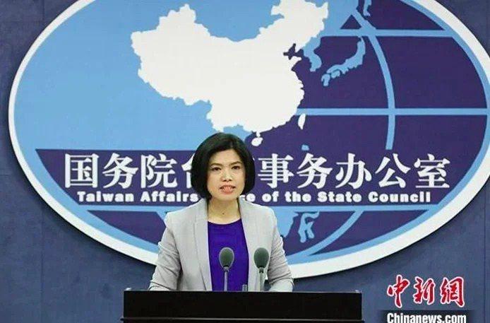 大陸國台辦發言人朱鳳蓮。圖/中新網