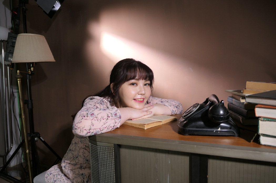 曾推出專輯的楊上昀過去遭受嚴重的網路霸凌。圖/意林娛樂提供