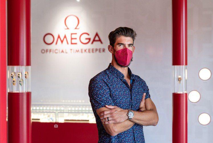 在過去奧運中總計拿下包含23面金牌的Michael Phelps雖然在2016年...