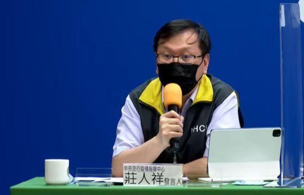 莊人祥表示,該平台陸續都會開放施打,並不會因為8月2日截止沒登記,就打不到莫德納...