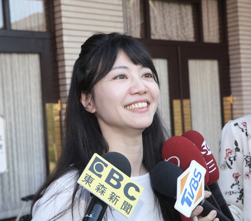 民進黨立委高嘉瑜。本報資料照片