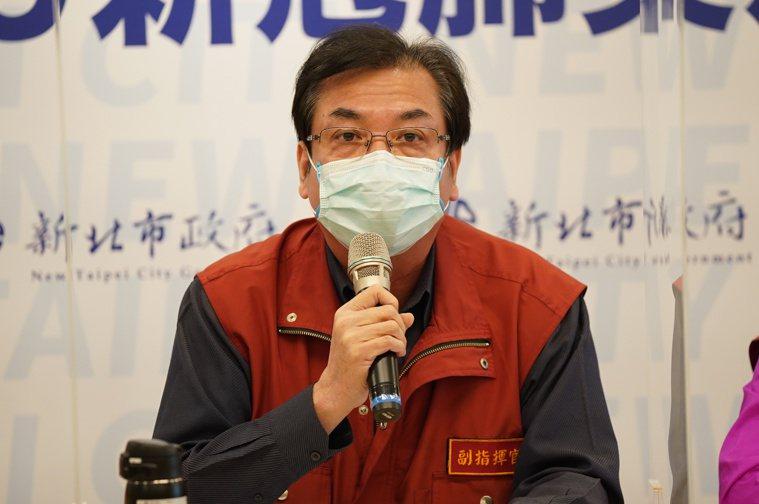 新北市副市長劉和然希望中央認知到疫苗不夠提早規畫,以及未來第2劑長輩們該如何施打...