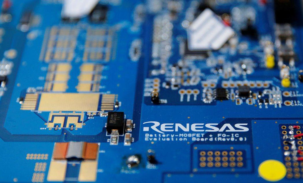 瑞薩電子(Renesas)是全球第二大車用晶片製造商。路透