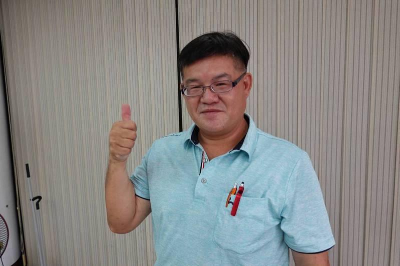 三星地區農會總幹事「懸缺」4個半月,今天遴聘結果出爐,由李智遠獲聘。記者林佳彣/攝影