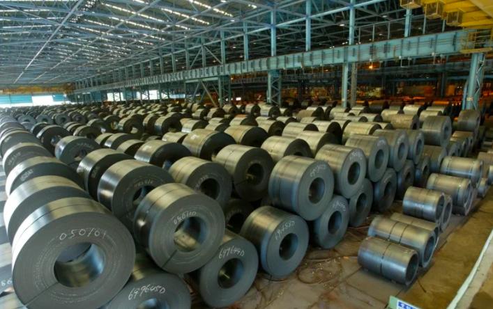 大陸財政部和稅務總局29日公告,8月1日起,取消鋼軌等部分鋼鐵產品出口退稅。本報系資料庫