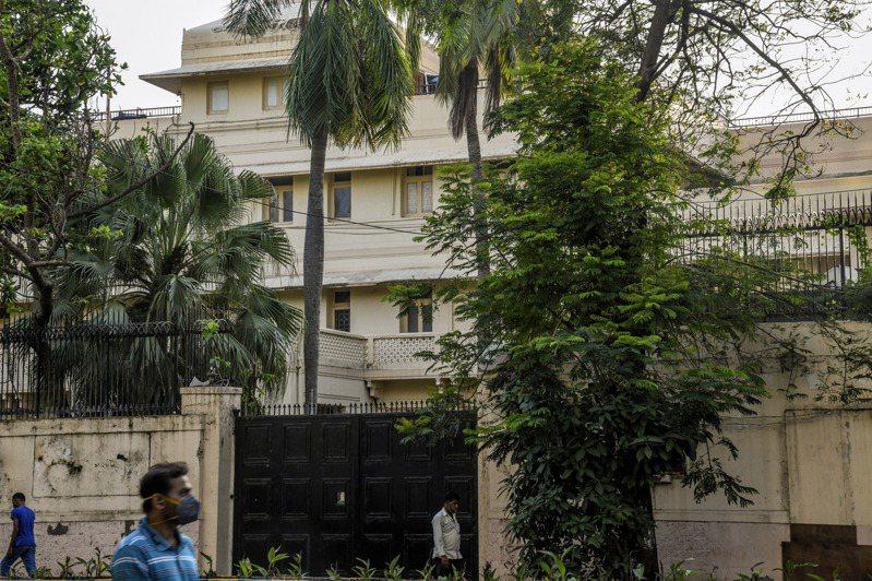 林肯之家曾是美國駐孟買領事館,前身則是印度王公貴族的宮殿。 紐約時報