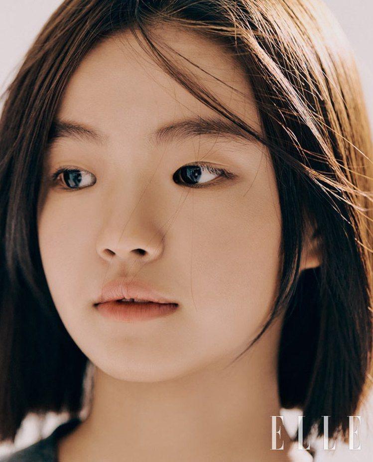 金詩雅年僅13歲,但演技頗受肯定。圖/摘自IG