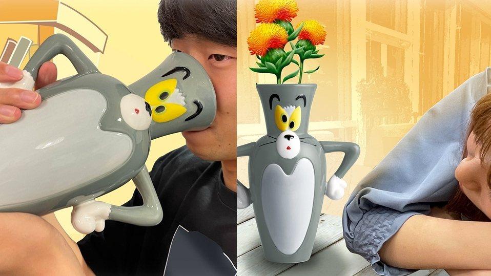 圖片取自「花瓶湯姆貓」商品頁面,下同。