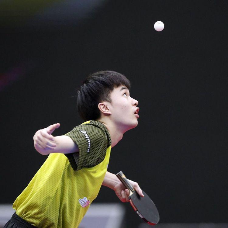 林昀儒的專注、淡定與謙遜,獲得媒體與網友的讚賞。圖/取自IG
