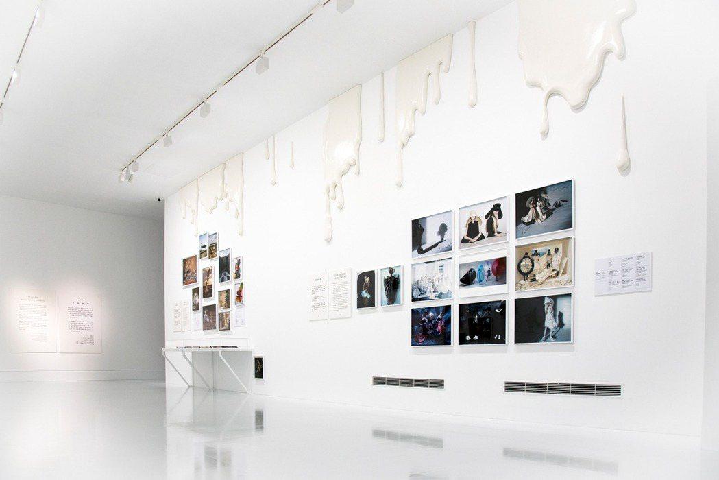 第一展區回顧蒂姆在90年代出道後的職涯重要之作。 圖/奇美博物館提供