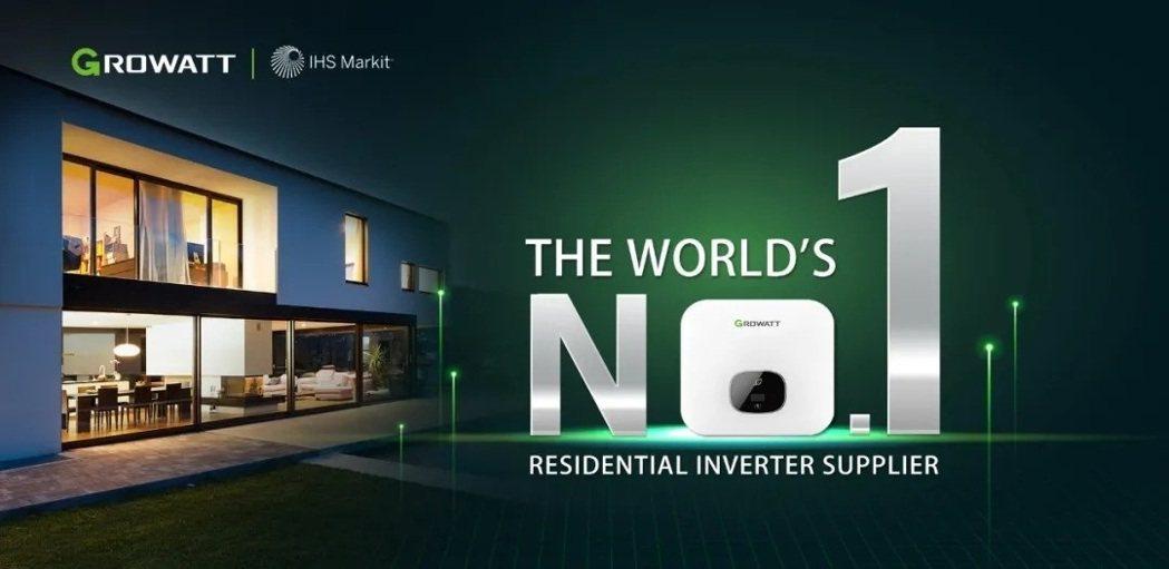 古瑞瓦特在戶用逆變器領域,以16.6%的市佔率榮登全球第一。 晉好/提供
