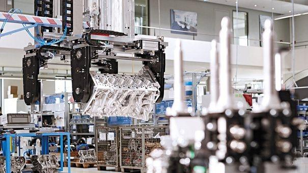 Zimmer Group 能提供汽車製造業所需的整合型自動化解決方案。 Zimm...