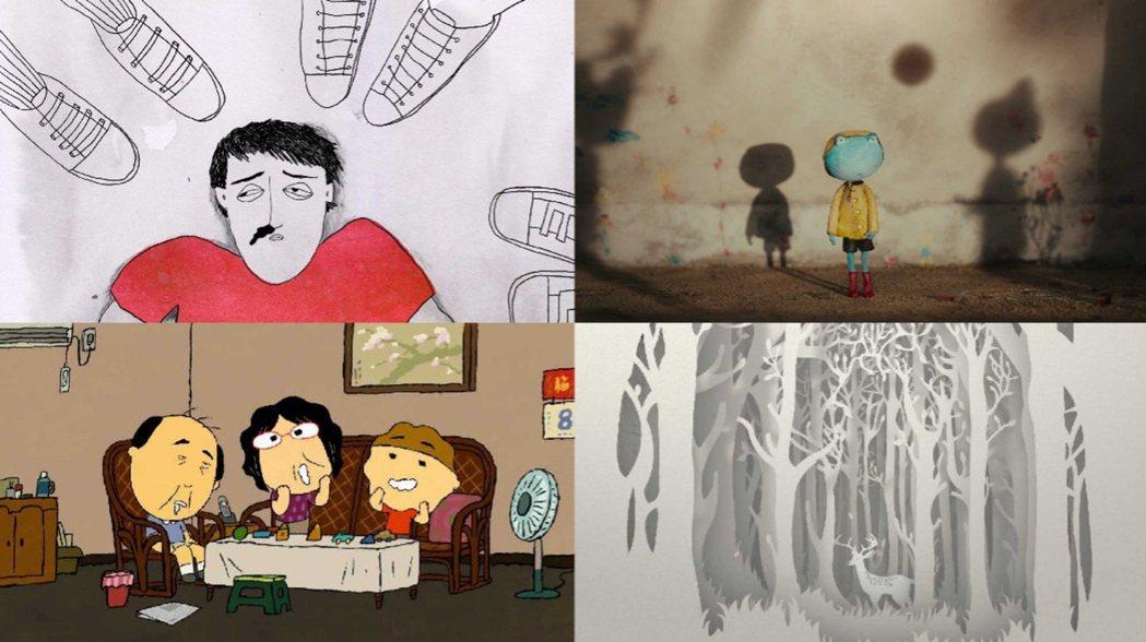台中國際動畫影展(TIAF)30日公布入圍名單,共有69 部作品入選,其中包含A