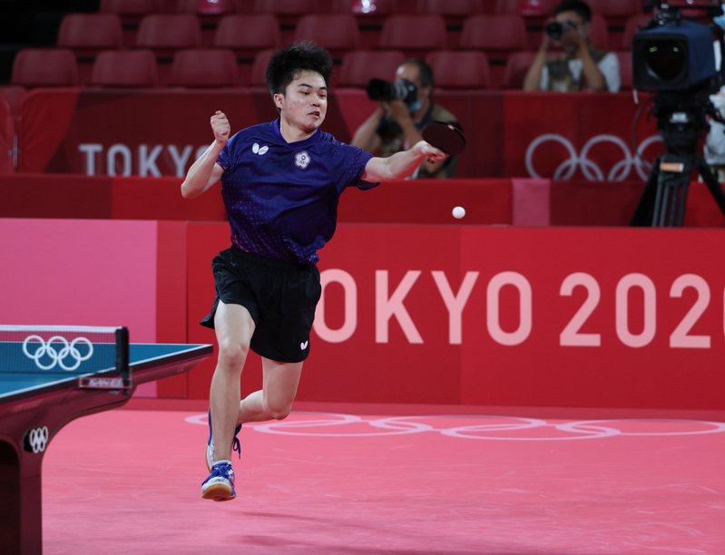 林昀儒未來大有可為。 體育署提供