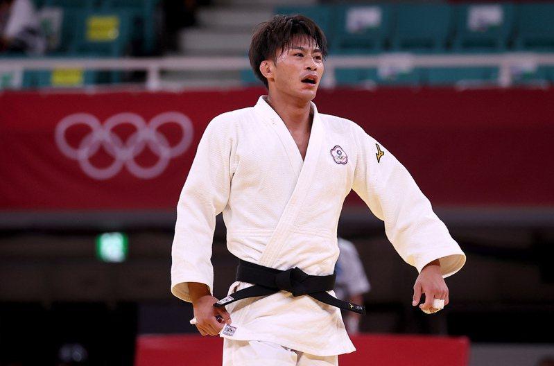 楊勇緯在東京奧運獲得柔道銀牌,過去他演講時秀出的「奧運柔道金牌」目標設定九宮格也引起討論。圖/聯合報系資料照片
