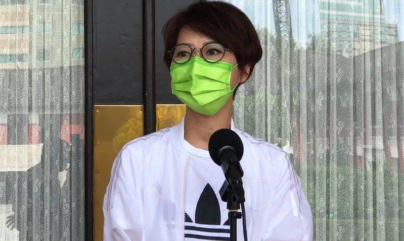 民進黨正國會派系立委陳亭妃今代表發出聯合聲明。圖/陳亭妃辦公室提供